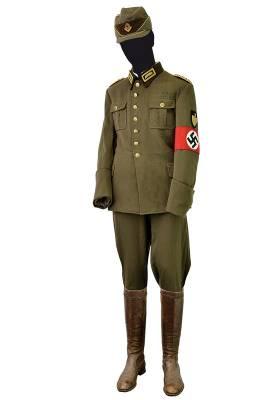 RAD ReichArbeitsfuhrer's Uniform Konstantin Hierl