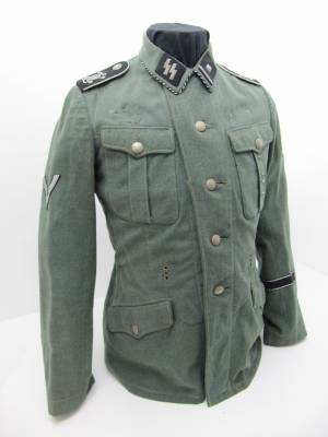 Rare Early SS-VT Tunic