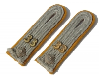 Cloth and Metal Insignia-Army, Luftwaffe and Kreigsmarine