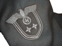 Cloth and Metal Insignia-Diplomatic, Police, Fire, Customs and Railroad
