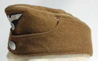 RARE SA Officers Overseas Cap