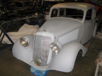 1939 Mercedes benz German WWII 170V Staff Car Partially Restored