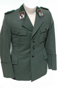 MINT Forestry officers Tunic