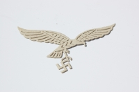 Luftwaffe Officers breast eagle cardboard Unterlagen