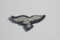 UNISSUED LUFTWAFFE ENLISTED CAP EAGLE FOR THE M43
