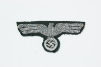 German Army (HEER) Officers Breast Eagle
