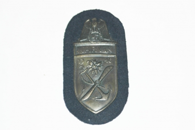 Reproduction NARVIK Campaign Shield
