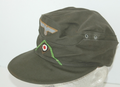Unissued Tropical First Model DAK M40 Cap