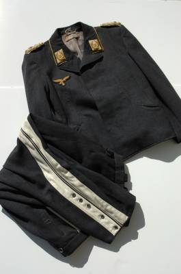 Luftwaffe Generals uniform