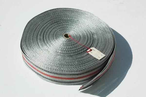 Unissued Roll of Police Brocade Belt Material