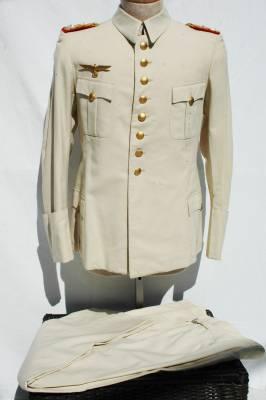 GeneralOberst Summer Uniform Set