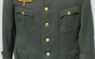 2e1ax_elegantred_featured_whgen1 German WWII General's Tunic - Relics of the Reich Museum - Relics of the Reich