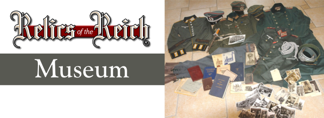 Museum Montage for Relics of the Reich