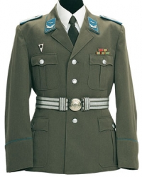 East German Militaria