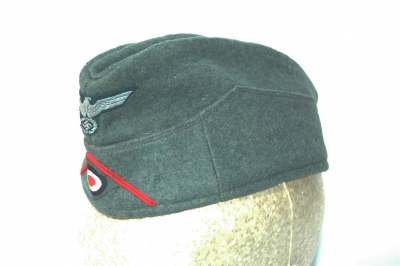 German WWII Enlisted Overseas Cap