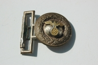 Old Reproduction of a German WWII Justice Officials Buckle