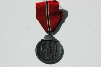 WWII German Eastern Front Medal with Ribbon