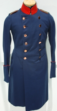 Imperial German Officers Long Coat, Named