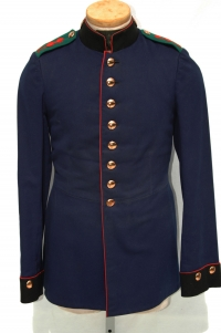 German Imperial Artillery tunic for Regt. Nr 67
