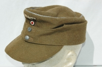 German WWII Organization Todt Officers M43 Cap