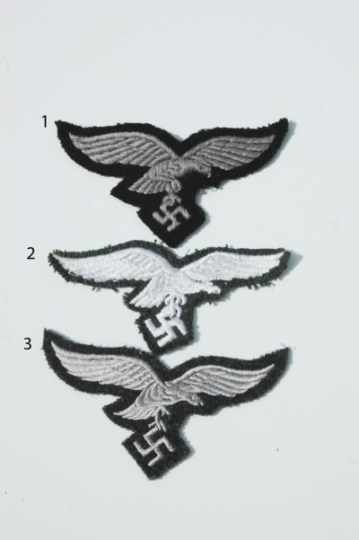 Reproduction Luftwaffe Breast Eagles