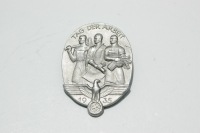 NSDAP 1935 National Labor Day Commemorative Badge