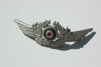 German WWII Luftwaffe Enlisted/NCO Visor Cap Wreath