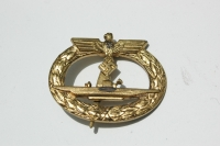 German WWII U-Boat Badge