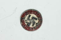 NSDAP Party Membership Pin Painted