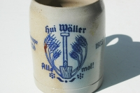 RAD or FAD Beer Stein 1935 Dated