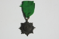 Eastern Peoples Decoration 2nd Class in Bronze