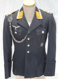 German WWII Luftwaffe NCO's Tunic with Awards