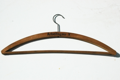 German Pre-War Clothes Hanger for the RAD