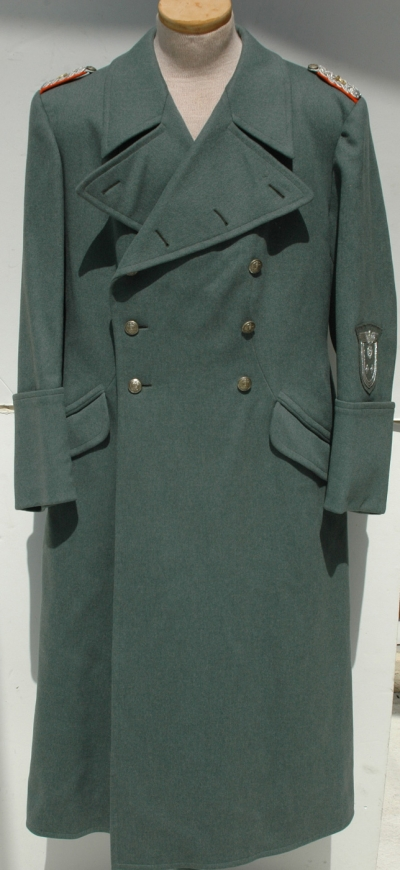 German Diplomatic Officials Named Greatcoat
