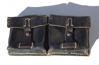 German WWII G43 or K43 Ammo Pouch Unissued