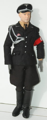 German WWII 1/6 Scale SS Figure