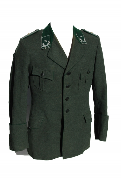 German WWII Forestry Officers tunic