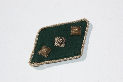 SA Officers Collar Tab