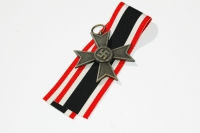 German WWII War Merit Cross w/Ribbon Unissued