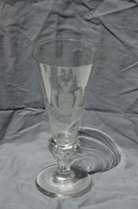 Engraved Glass/Goblet from the 20th July plot grouping belonging to Freytag von Loringhoven