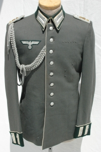 German WWII Army (HEER) Officers Parade Tunic