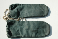 German WWII Winter padded Gloves