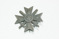 German WWII War Merit medal with Swords