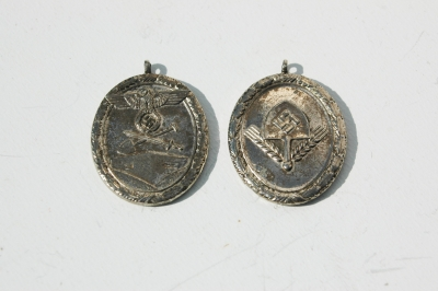 Group of Post-War Souval Medals