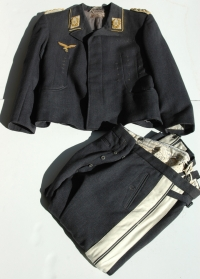 RARE Luftwaffe Generals Flight Tunic and Trousers