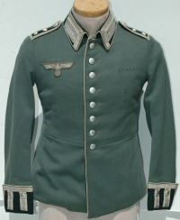 German WWII Army NCO's Parade Tunic